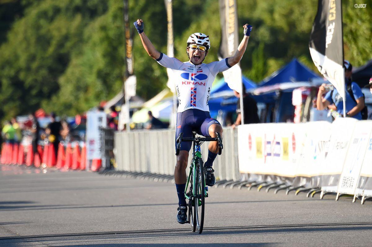 山本大喜(KINAN Cycling Team)がJプロツアー初優勝