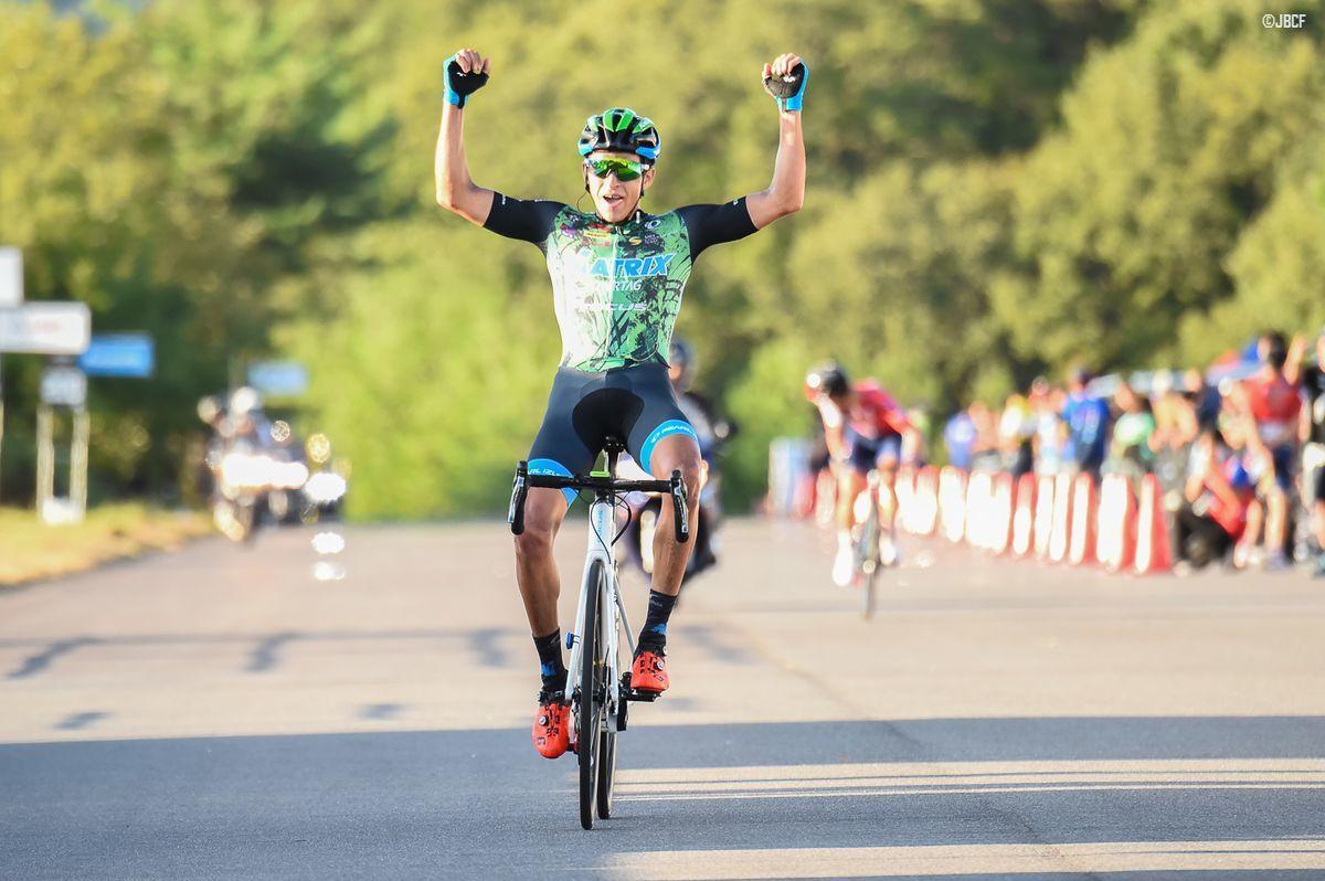 レオネル・キンテロ(マトリックスパワータグ)がJプロツアー初優勝